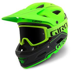Giro Switchblade Mips Fullface Helmet mat lime/black